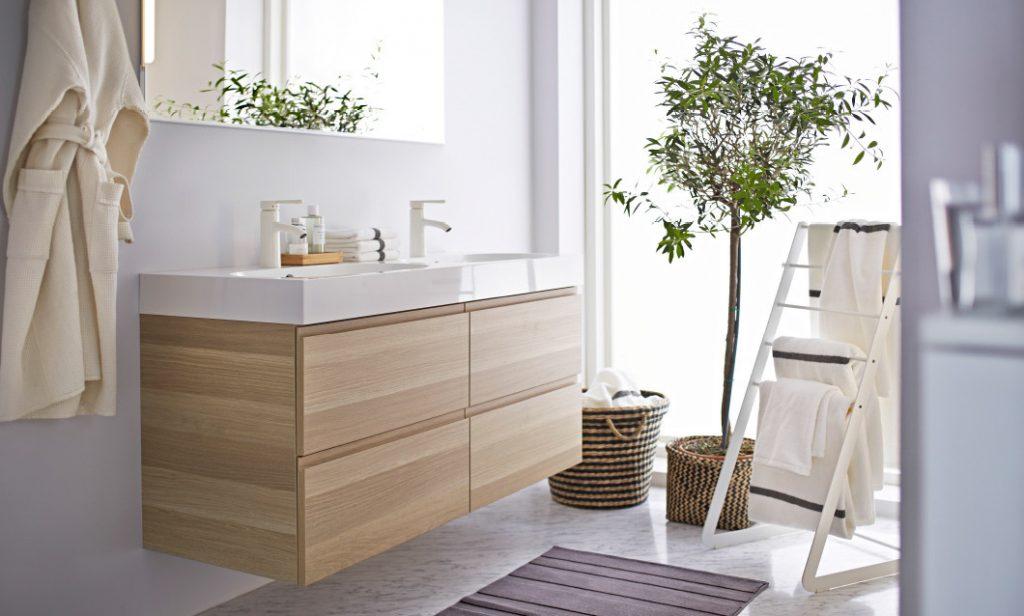 aménager salle de bain zen